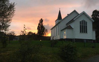 Kyrkja på Hinderåvåg